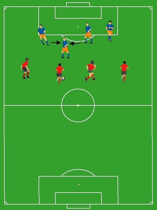 Скачать книгу тренировка юных футболистов